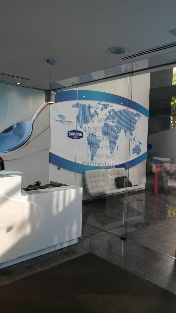 Danone conf a en empresa de limpieza barcelona net integral - Agencias de limpieza barcelona ...