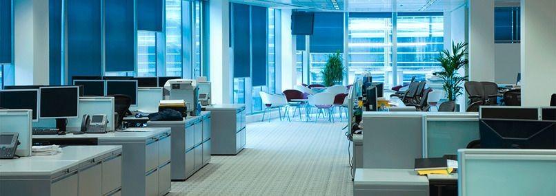 Servicios de limpieza de oficinas y despachos Barcelona